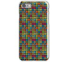 Poke-A-Dots - Black [iPhone case] iPhone Case/Skin