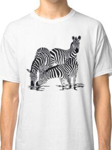 Zebra T-Shirt Classic T-Shirt