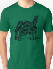 Zebra T-Shirt Unisex T-Shirt