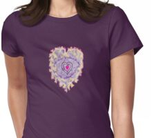 Be My VALENTINE With Benefits Womens Fitted T-Shirt
