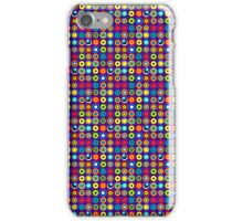 Poke-A-Dots - Indigo [iPhone case] iPhone Case/Skin