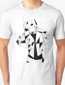 Graphic Woman  T-Shirt