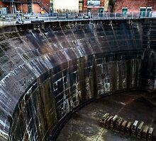 Titanic Series No6. Thompson Drydock by Chris Cardwell