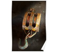 Boat - Block and Tackle II Poster