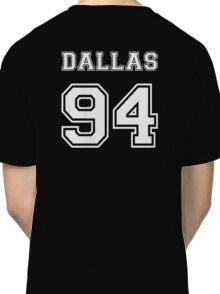 Dallas 94 #DALLAS94 Cameron dallas white Classic T-Shirt