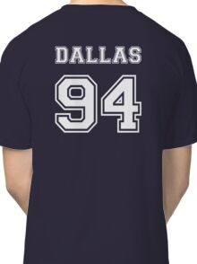 Dallas 94 #DALLAS94 Cameron dallas white Classic T-Shirt