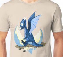 Blue Dragon Hatchling Unisex T-Shirt