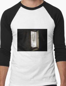 Doorway To Winter  T-Shirt