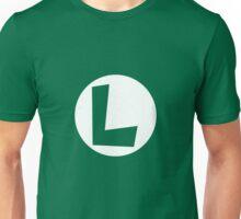 Luigi Logo Unisex T-Shirt