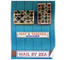 Mail By Sea Poster