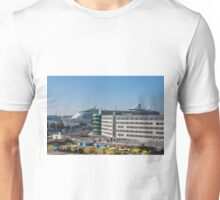 Independence of the Seas in Southampton Unisex T-Shirt