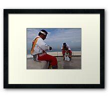 Totonaken  Framed Print