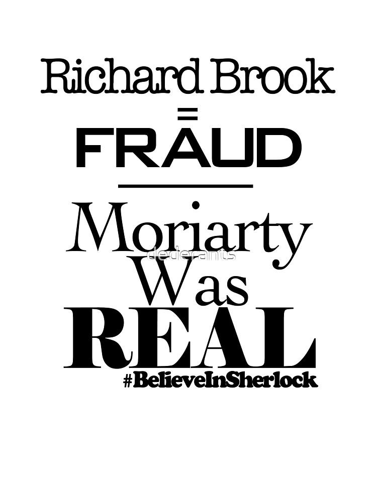 Richard Brook Is A Fraud by dederants