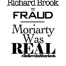Richard Brook Is A Fraud by dederants