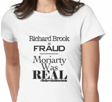 Richard Brook Is A Fraud Womens Fitted T-Shirt