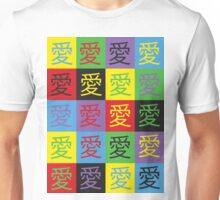 Love Popart Unisex T-Shirt