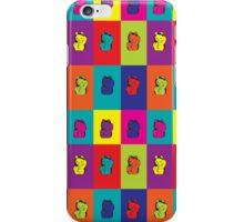 Maneki Neko Kitty Rainbow iPhone Case/Skin