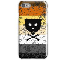 Skull and CrossBear iPhone Case/Skin