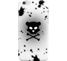 Skull and CrossCub iPhone Case/Skin