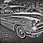 Champagne Chevy In Chrome Sauce by ChasSinklier