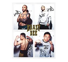 krazy bee gym Photographic Print