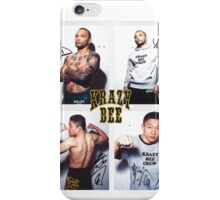 krazy bee gym iPhone Case/Skin