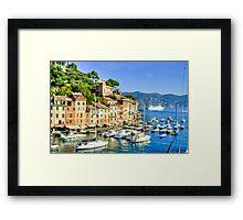 Portofino 1 Framed Print