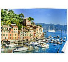 Portofino 1 Poster