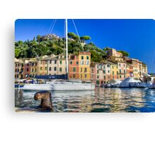 Portofino 4 Canvas Print