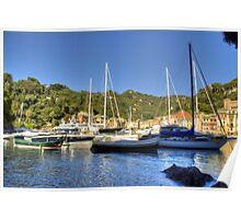 Portofino 6 Poster