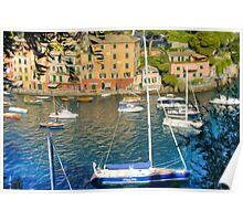 Portofino 7 Poster