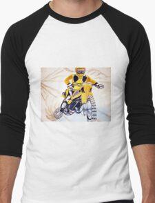 MOTOCROSS Men's Baseball ¾ T-Shirt