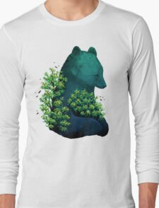 Nature's Embrace Long Sleeve T-Shirt