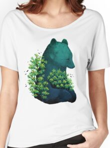 Nature's Embrace Women's Relaxed Fit T-Shirt