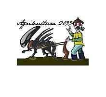 Agrikultura 2099 Photographic Print