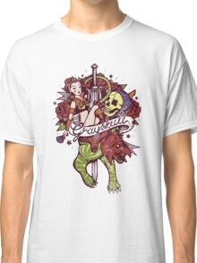He Man's Ruin. Classic T-Shirt