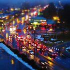 Match Box City Lights by annabe11e5