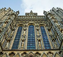 Wells Cathedral ~ Somerset by Susie Peek
