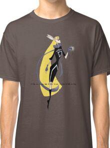 Mad Alice as a Black Lantern: I'm Late Classic T-Shirt