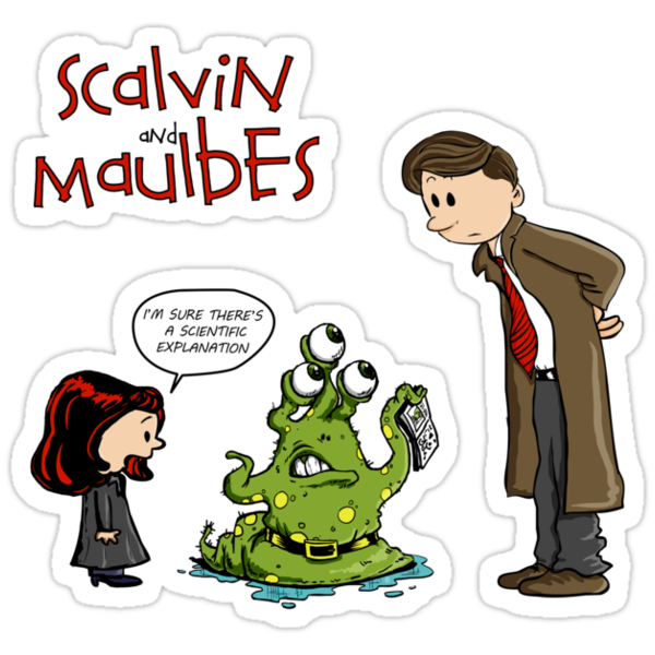 Scalvin and Maulbes by Nana Leonti
