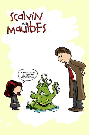 Scalvin and Maulbes by Nana Leonti