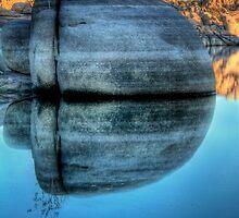 Rock Drop by Bob Larson