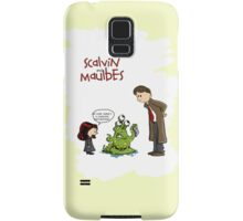 Scalvin and Maulbes Samsung Galaxy Case/Skin