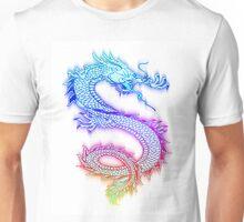 Colorful Dragon Unisex T-Shirt