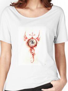 EyeBall Women's Relaxed Fit T-Shirt