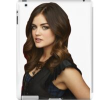 Lucy Hale/ Aria Montgomery iPad Case/Skin