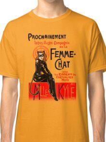 La Femme-Chat, Part Deux Classic T-Shirt