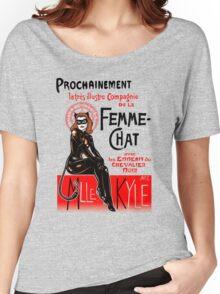 La Femme-Chat, Part Deux Women's Relaxed Fit T-Shirt