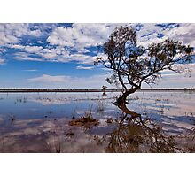 Beauty of the Outback - Wilcannia, NSW Photographic Print