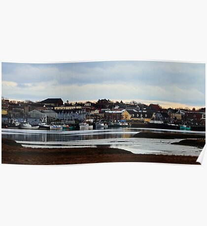 Yarmouth Waterfront  Poster